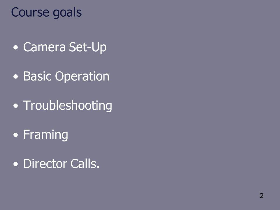 Camera Training 101 Celebration Church - ppt video online download