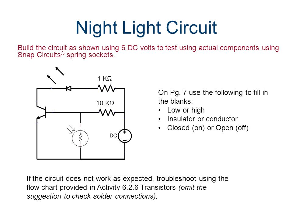 Transistors Magic Of Electrons © 2011 Project Lead The Way Inc Rhslideplayer: Schematic Symbols Chart Pltw At Gmaili.net