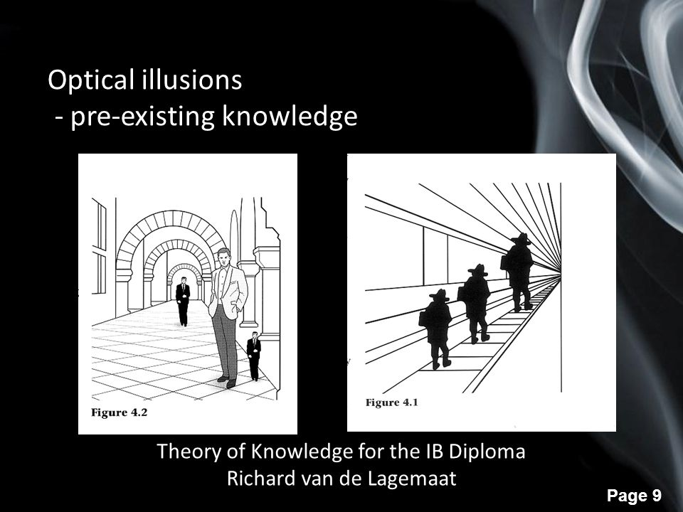 pre existing knowledge