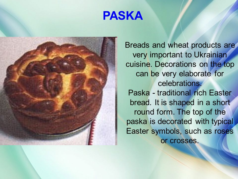 Ukrainian Dishes Ppt Download