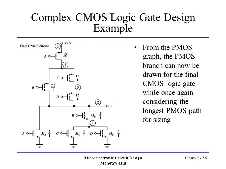Cmos Logic Circuits Design - Wiring Diagram For Light Switch •
