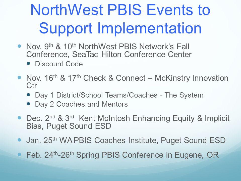 PBIS Tier I Day 3 Assess Fidelity & Enhance Implementation