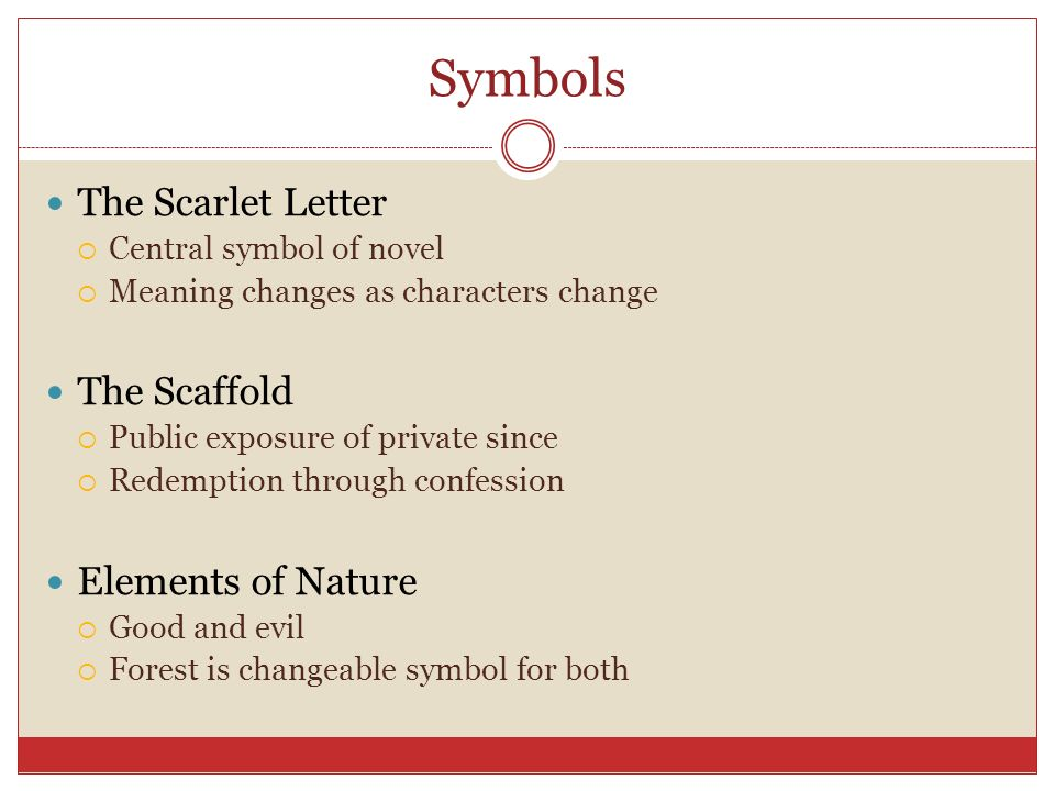 Scaffold symbolism in the scarlet letter Custom paper Help