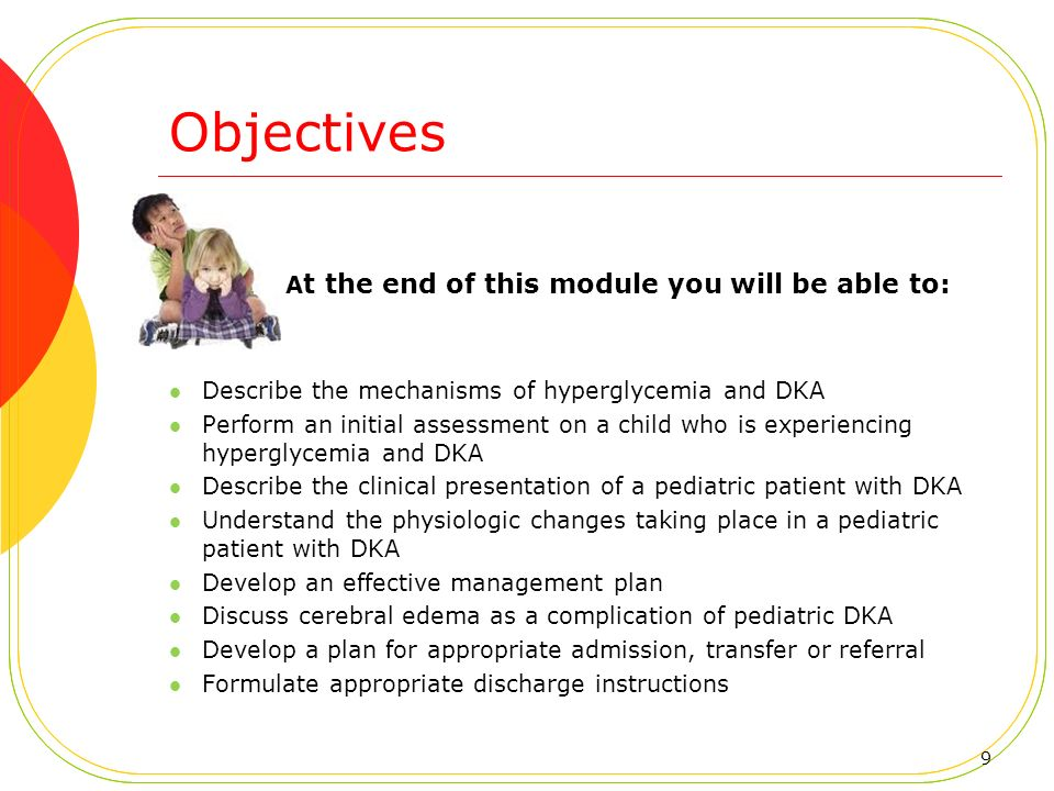 NURSE – Pediatric Hyperglycemia and Diabetic Ketoacidosis ...