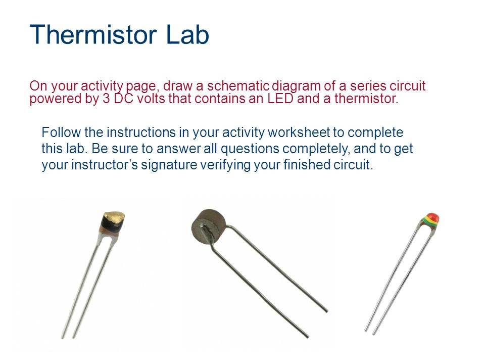 More Resistors Activity 6 Magic Of Electrons Ppt