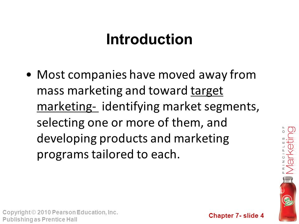 Chapter Seven Customer Driven Marketing Strategy Ppt Download
