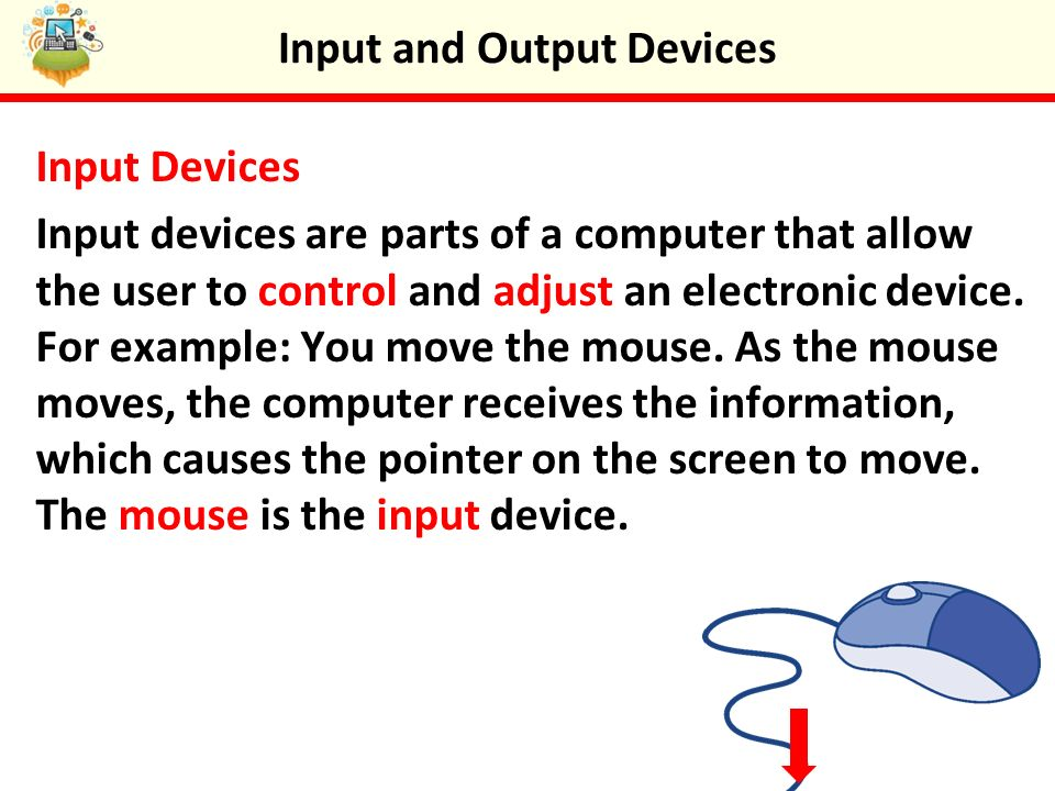 what is input output devices in computer