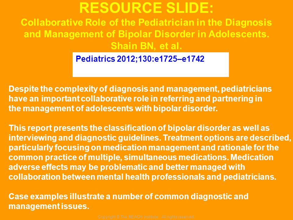 bipolar disorder in adolescents Meadowwood behavioral health hospital is the trusted provider of treatment for adults and adolescents suffering from bipolar disorder in new castle & wilmington, delaware.