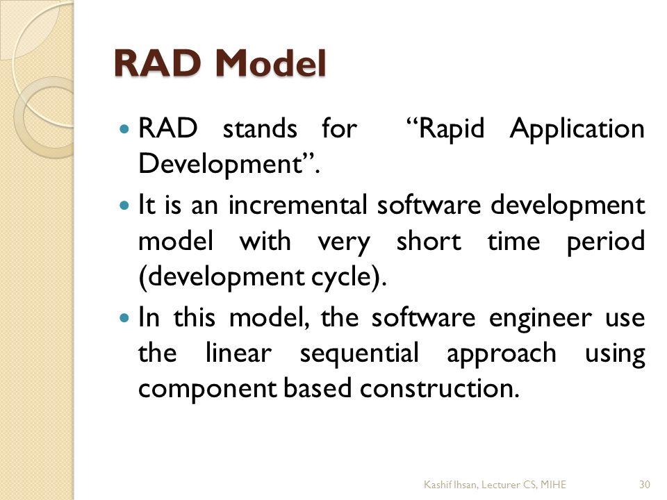Software development life cycle (sdlc).