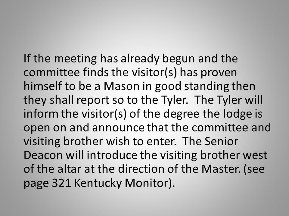 Freemasonry In Kentucky - ppt download