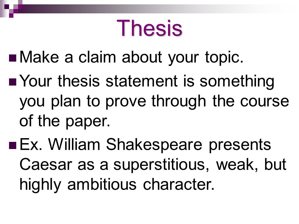 how long should a thesis be for an essay Crafting a good introduction and thesis statement is often the hardest part of writing an essay however, it can also be the most rewarding experience.