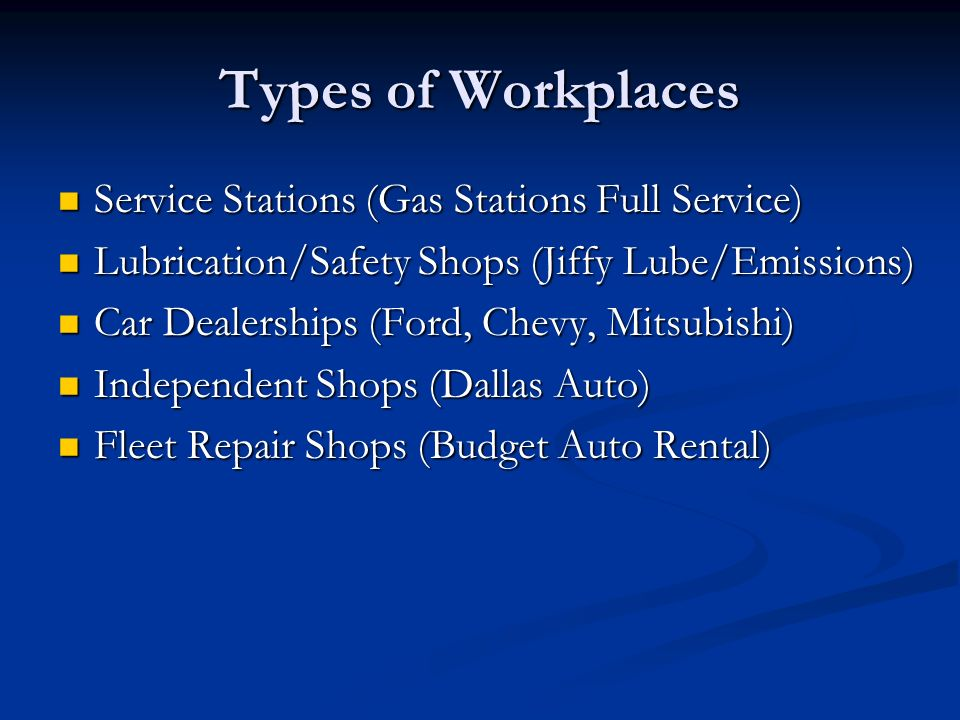 Automotive Careers And Certification Ppt Video Online Download