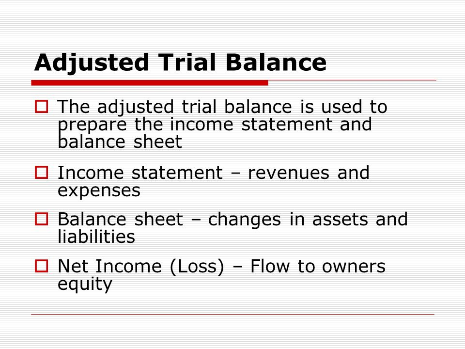 Chapter 4 The Accounting Cycle Ppt Video Online Download. Adjusted Trial Balance. Worksheet. Adjusted Trial Balance Worksheet At Mspartners.co