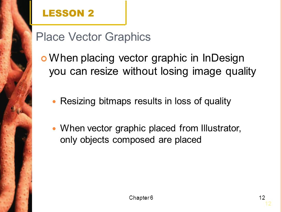 PLACING AND LINKING GRAPHICS - ppt download