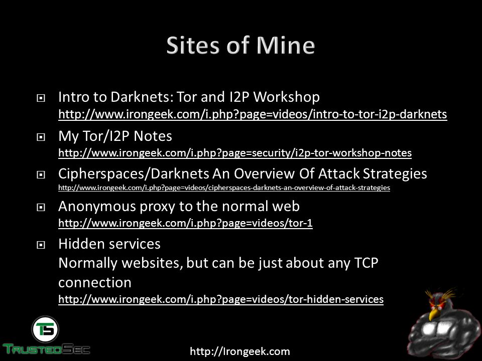 Dropping Docs on Darknets Part 2: Identity Boogaloo - ppt