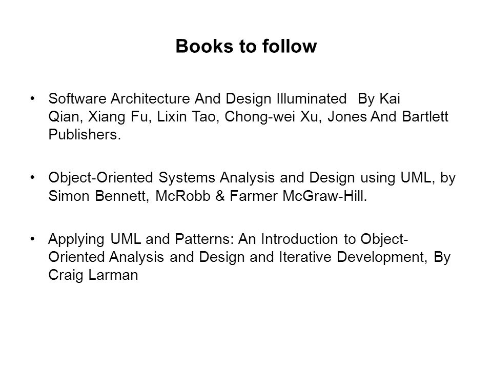 CSE 303 – Software Design and Architecture - ppt download