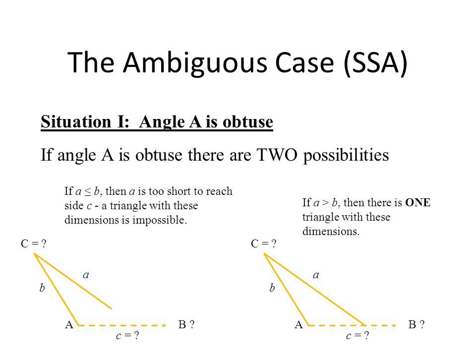 Law Of Sines Ambiguous Case Worksheet Choice For. Notes Law Of Sines Ambiguous Cases Ppt Video Online Download. Worksheet. Law Of Sines Ambiguous Case Worksheet Kuta At Mspartners.co