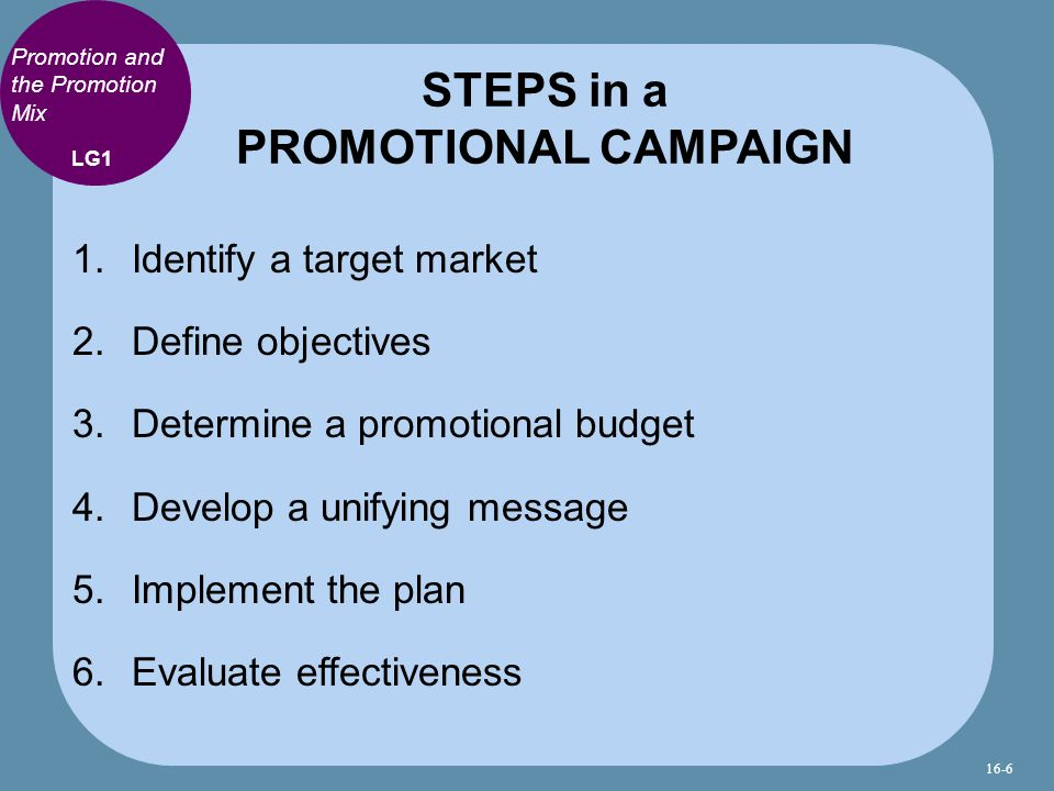 effectiveness of promotional schemes Promotional program may differ by industry, by stage of the product life cycle, or even for different people within the firm measuring effectiveness is that it is difficult to isolate the effects of promotional elements each variable in the marketing mix affects the success of a product or service.