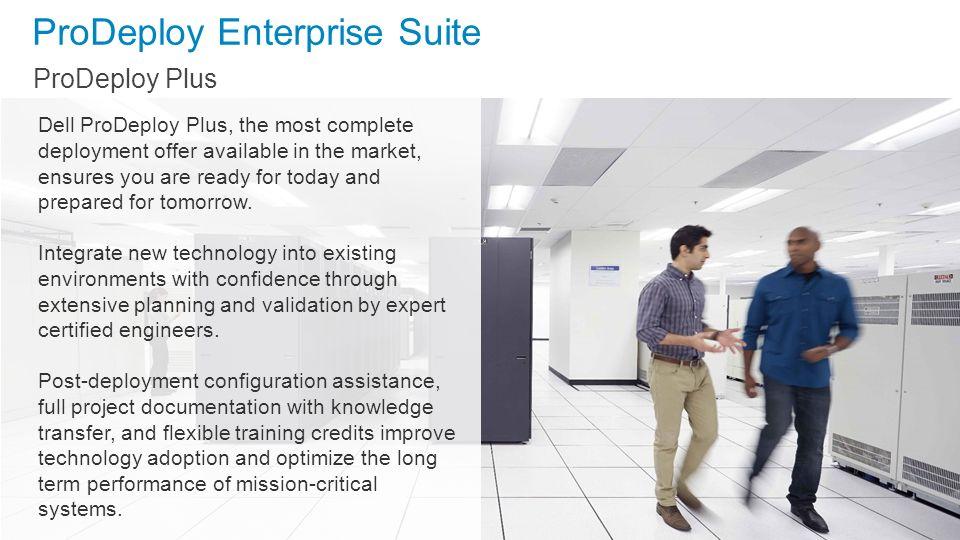 Dell ProDeploy Enterprise Suite - ppt download