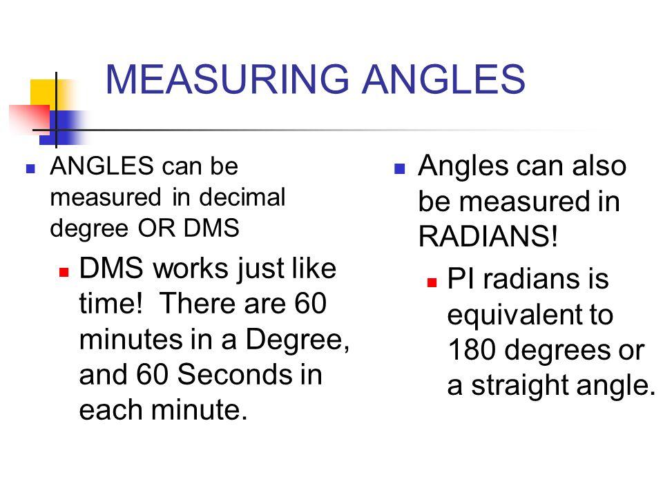 3 Measuring