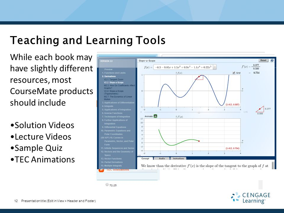 Walkthrough for coursemate new user registration ppt video 12 teaching and learning tools fandeluxe Image collections