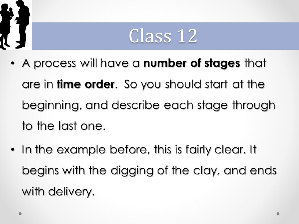 Class 12 lesson 3 ielts process diagram it is less common in the 4 class ccuart Choice Image