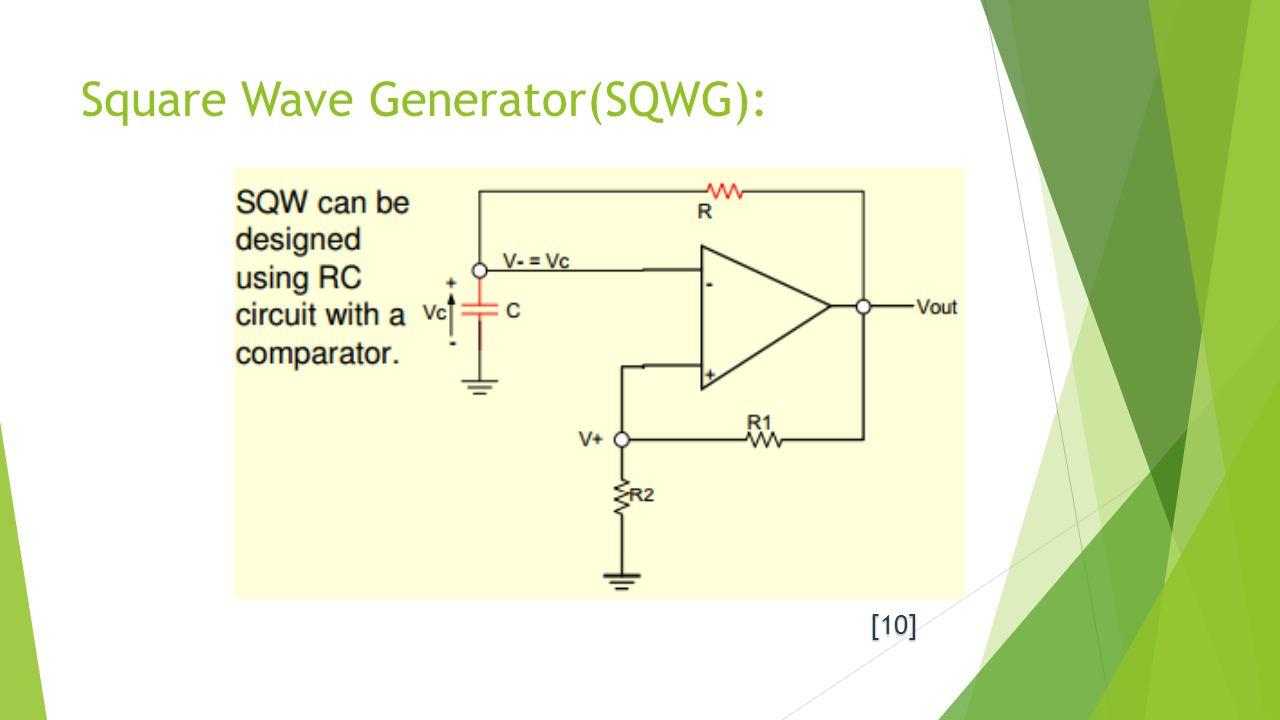 Voltage Controlled Oscillators Ppt Video Online Download Triangular Wave Generator Using Opamp Schematic Square Generatorsqwg
