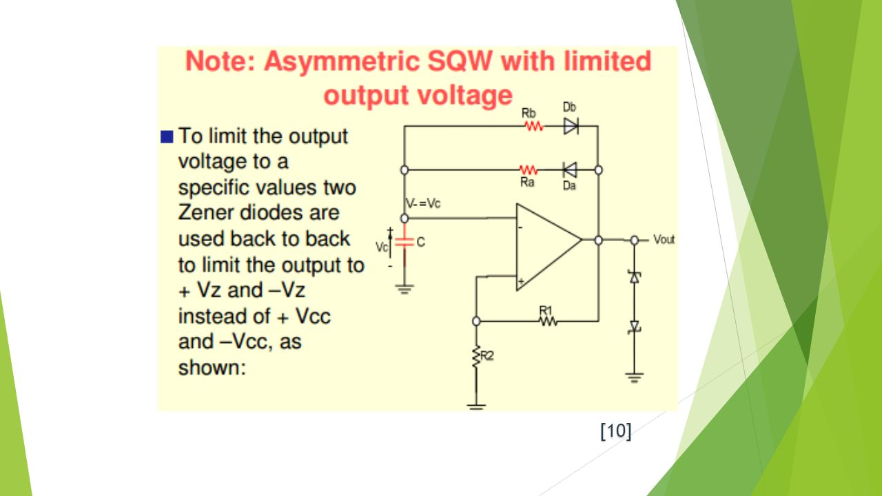Voltage Controlled Oscillators Ppt Video Online Download Triangular Wave Generator 56 Generatortrw