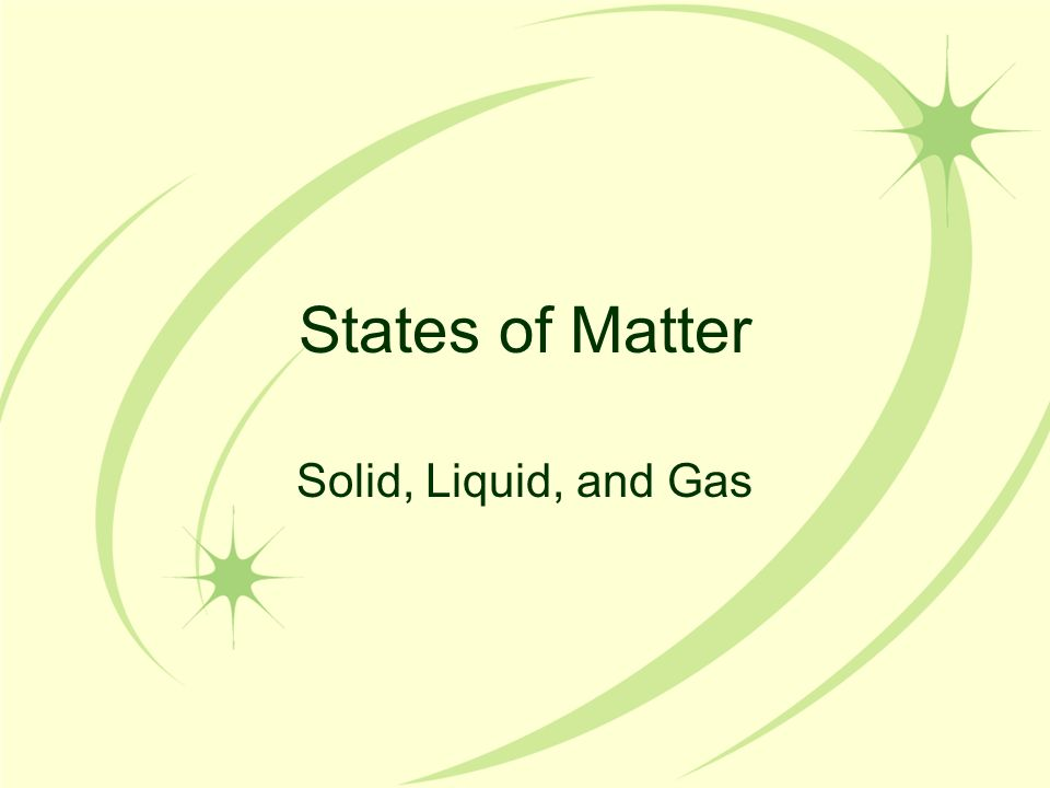 Brain Pop States Of Matter Matter Changing States Ppt Video