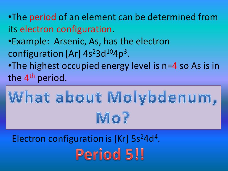 Electron Configurations Ppt Video Online Download