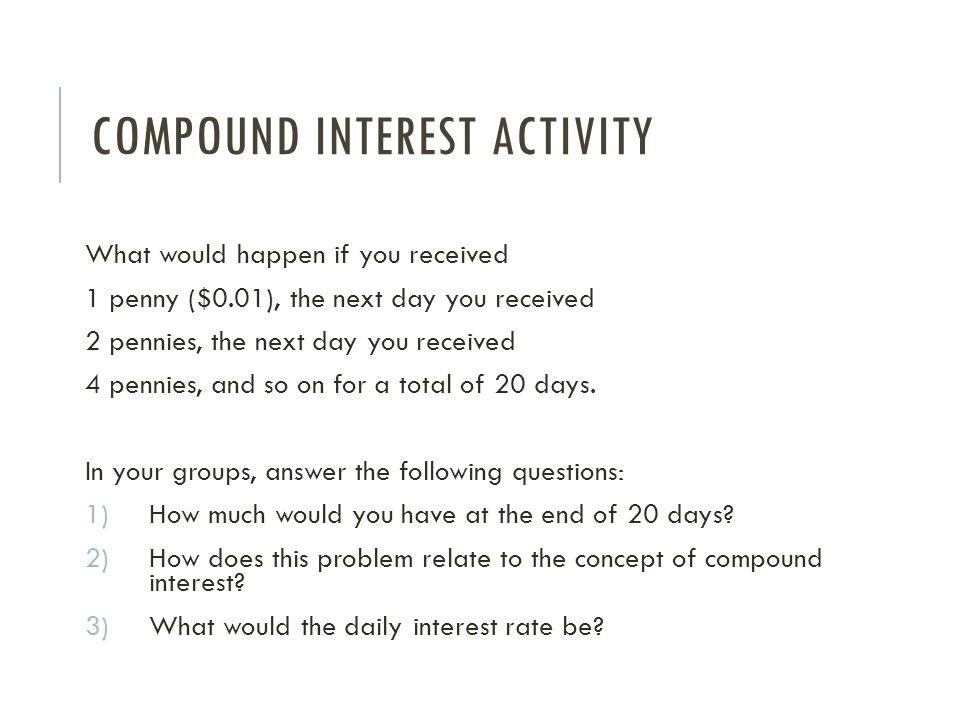 Explore Compound Interest Ppt Video Online Download