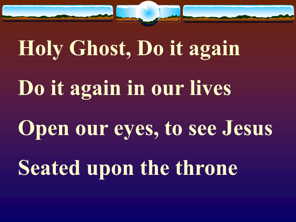 Lyric open our eyes lord lyrics : Heavenly Lord, your name is wonderful, your name is excellent ...