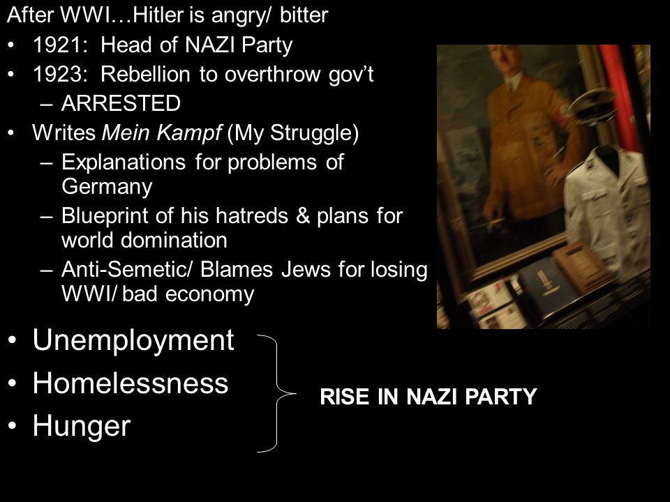 Hitler plan for world domination the