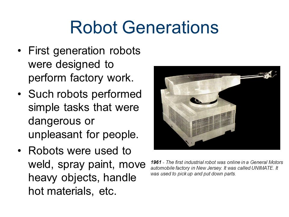 Automation and Robotics - ppt download