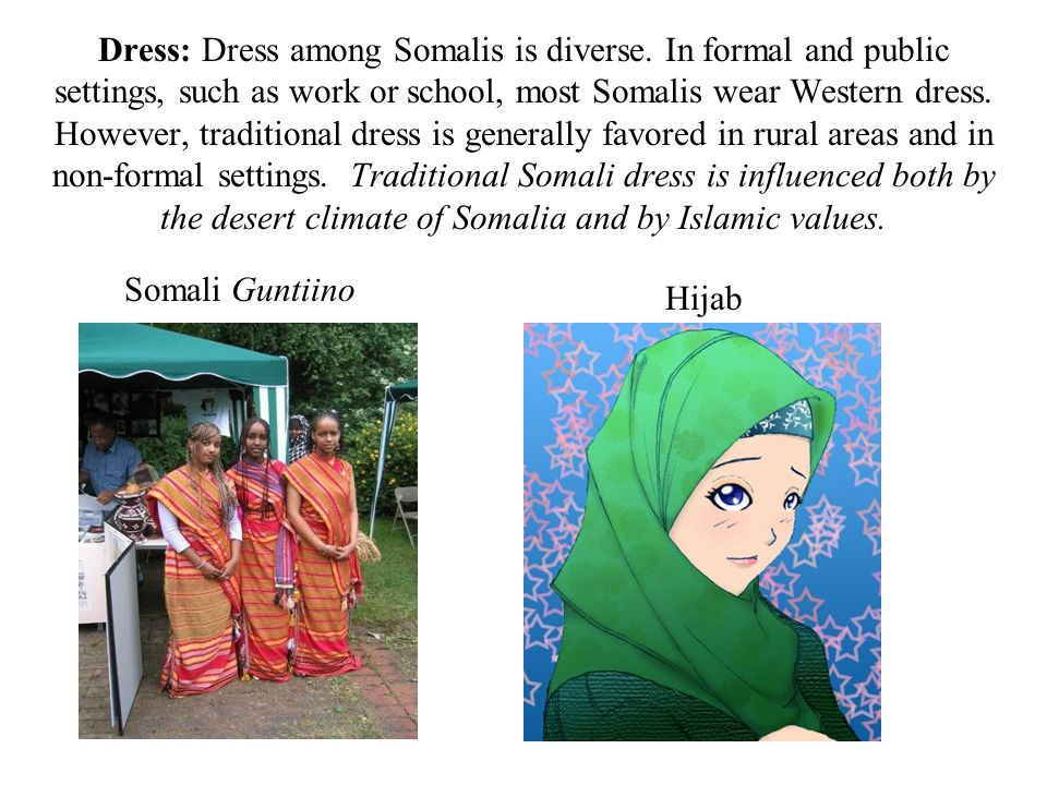 Religion & Its Effects on Daily Life of Somalis - ppt video
