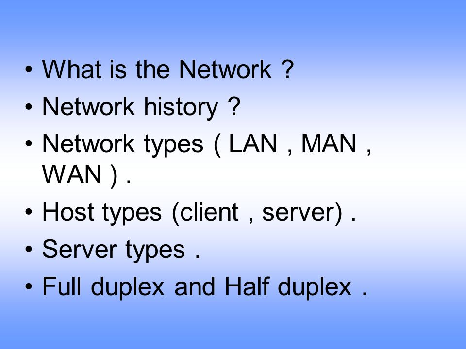 NETWORKING BASICS  - ppt video online download