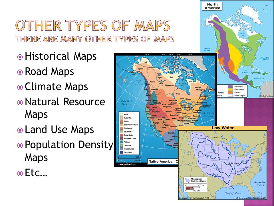 types of map scale pdf