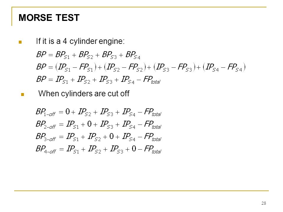 Internal combustion engines ppt download.