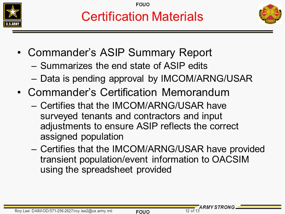 Army Stationing And Installation Plan Asip Ppt Video Online Download