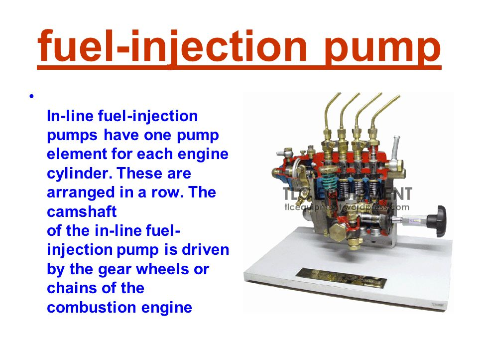 fuel injection system in diesel engine - ppt video online
