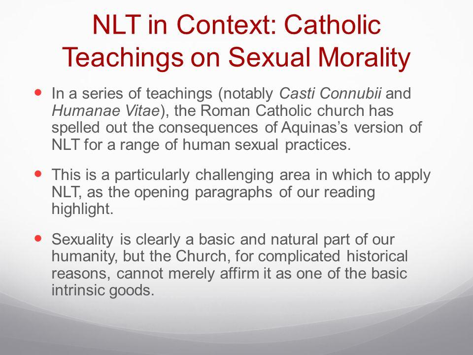 The Catholic Church Needs A Sex Talk