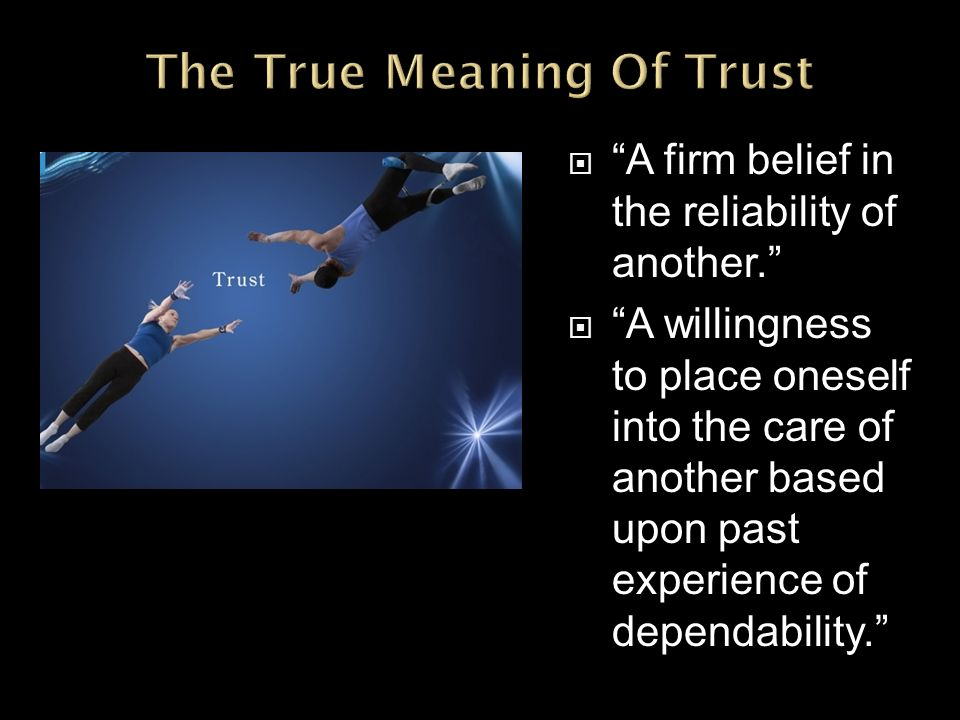 Trust In The Lord Proverbs 3:5  - ppt video online download