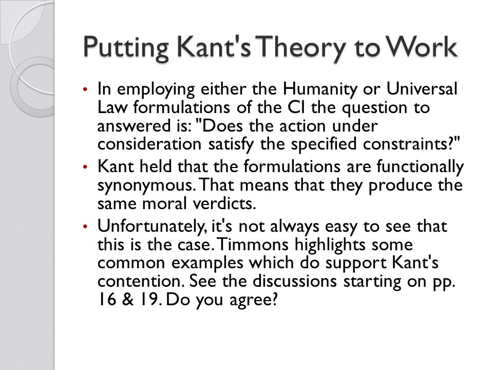 Kantian considerations and sexual morality word