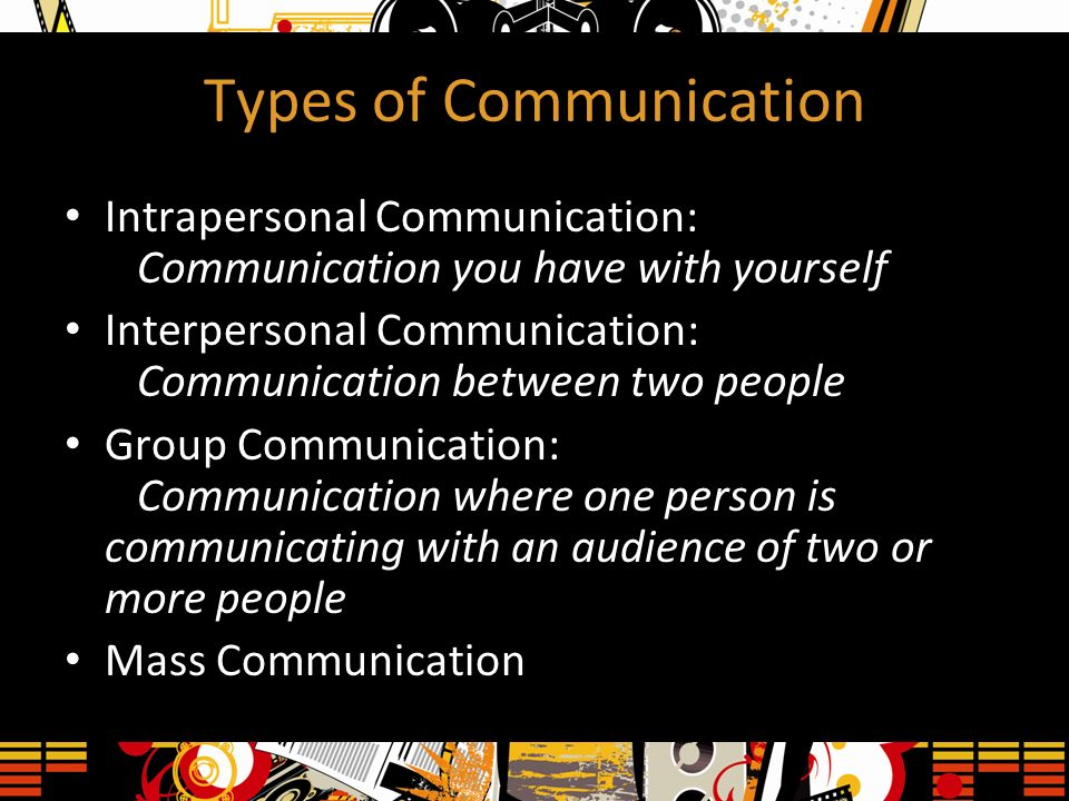 interpersonal and intrapersonal communication pdf