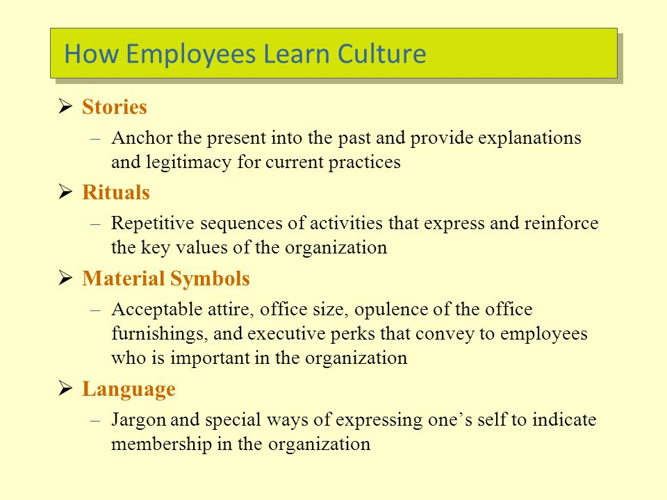 Organizational Culture Ppt Video Online Download