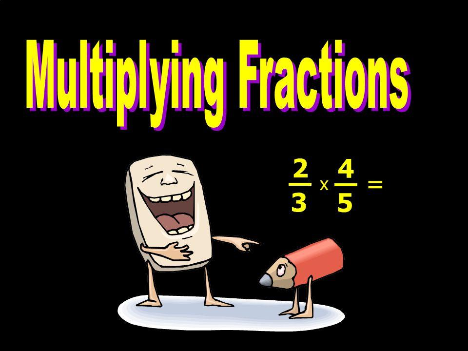 Multiplying Fractions Clipart