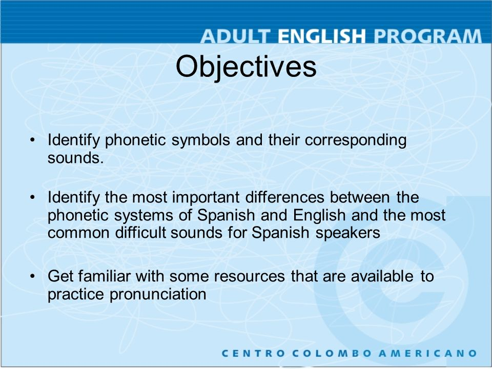 Pronunciation Using Ipa Efectively Ppt Download