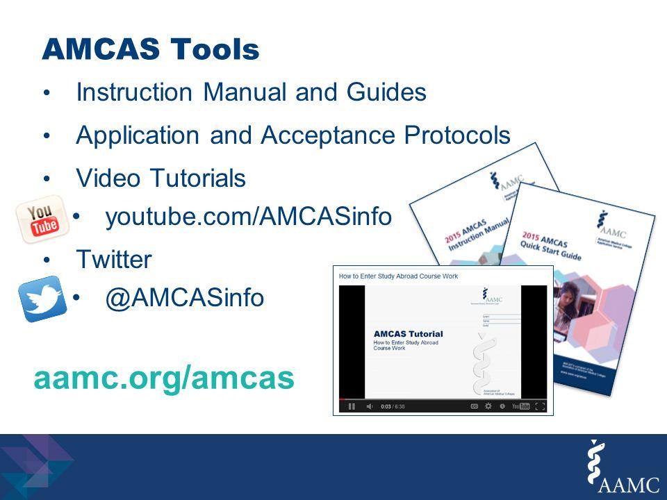 AMCAS Communications Spring ppt download