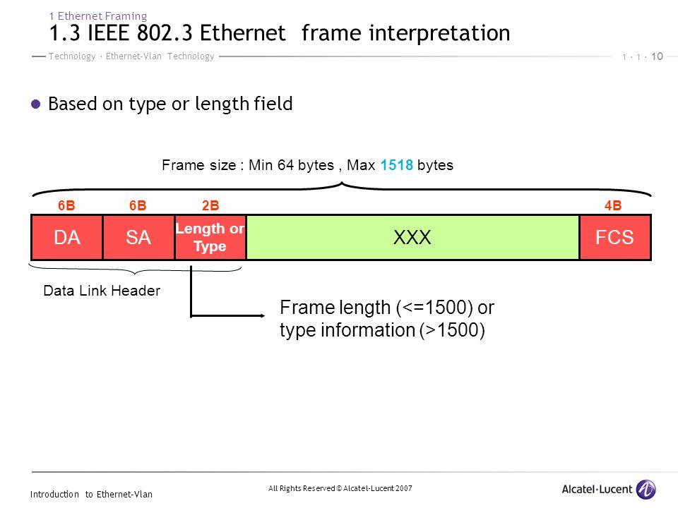 Module 1 Ethernet-Vlan Technology 3FL15001BBADWBZZ Edition ppt download