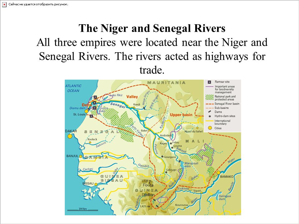 Senegal River Africa Map.West Africa Notes Eq What Was The Most Significant Factor In The